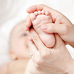 Baby zoneterapi